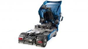 kabina ciężarówki, akcesoria dokabiny ciężarówki - Inter Auto