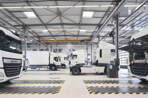 naprawa samochodów ciężarowych serwis daf - Inter Auto