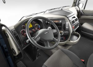 kabina TIRa, akcesoria dokabiny ciężarówki - Inter Auto