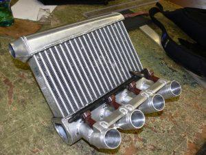 chłodnice powietrza , chłodnica intercoolera inaprawa intercoolera - Inter Auto