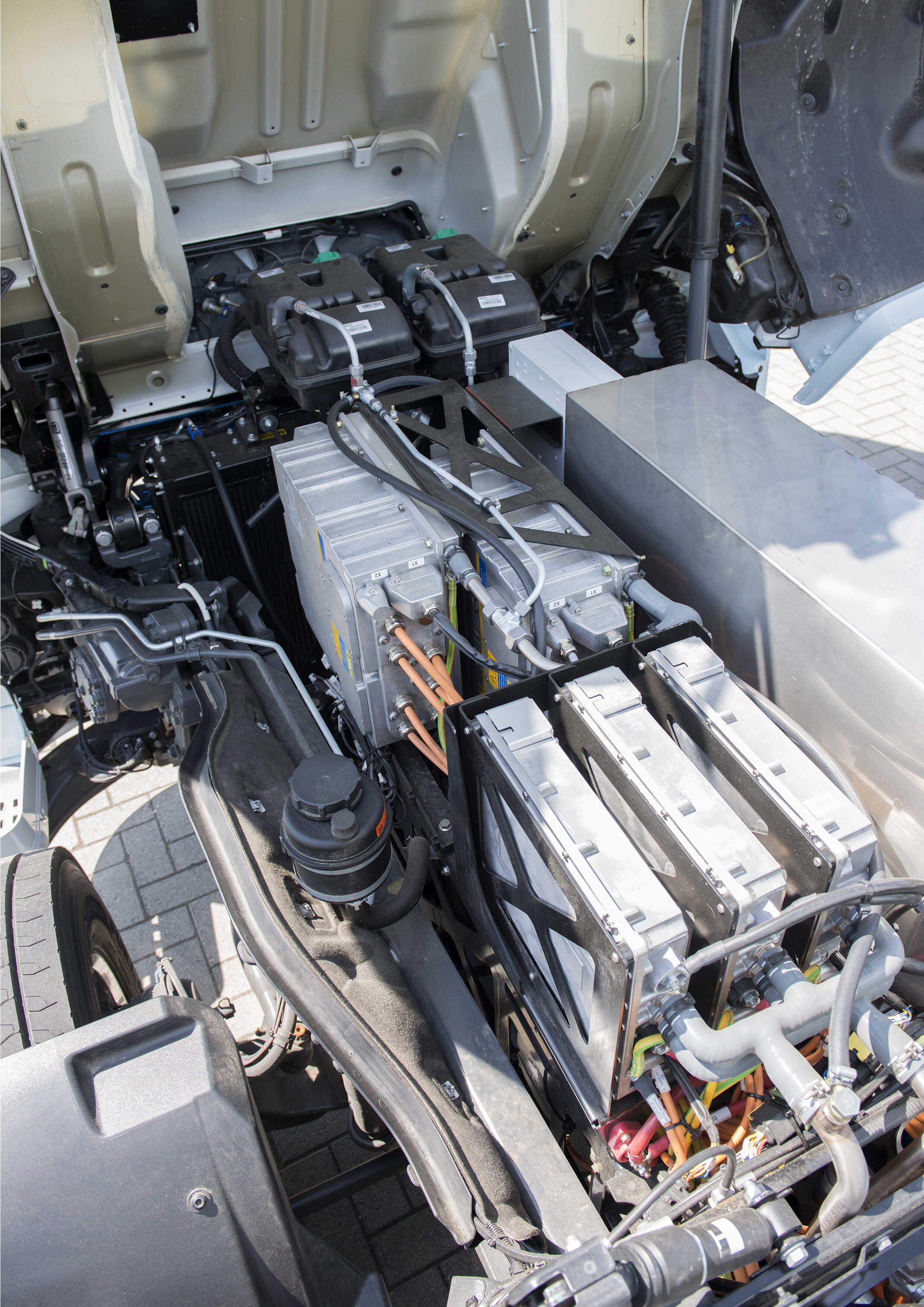 części do samochodów ciężarowych - Inter Auto
