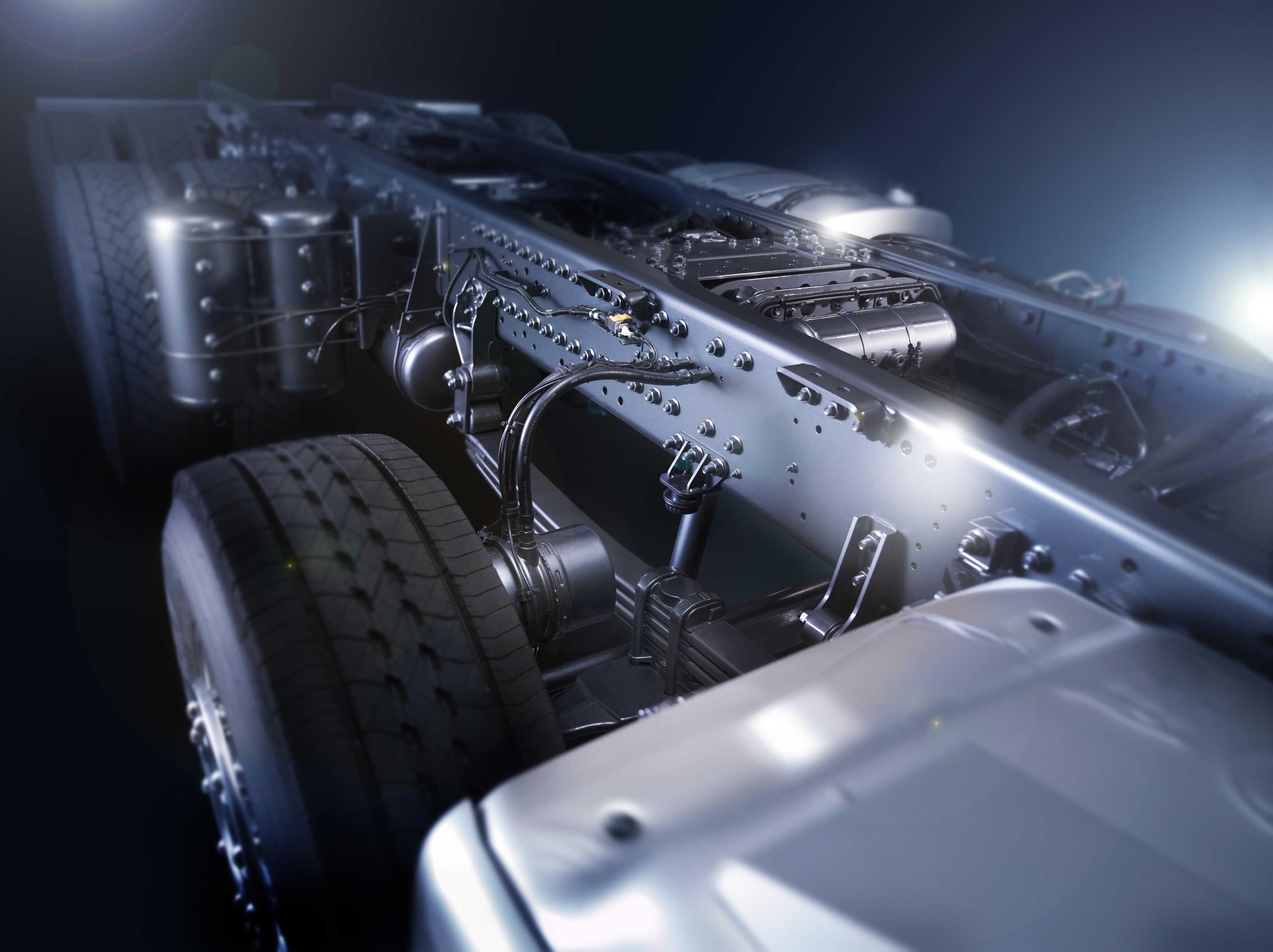 części do samochodów ciężarowych, części do aut ciężarowych - Inter Aut